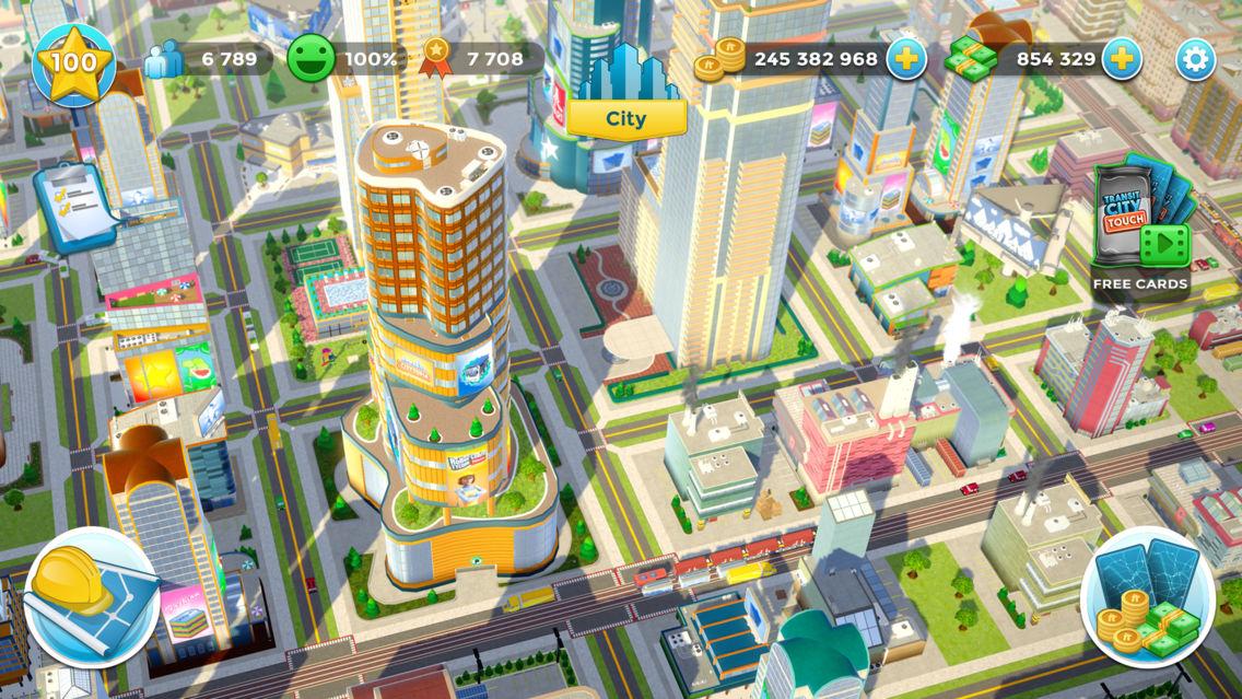 Citytopia App for iPhone - Free Download Citytopia for iPhone & iPad