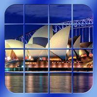 15 Puzzle - Top Destinations HD Free