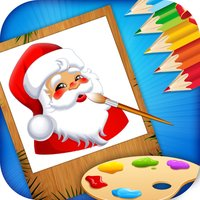 Christmas Kids Coloring Book - Holiday Fun