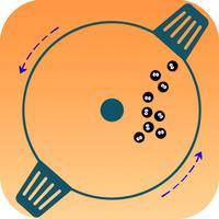 Tilt Juggling - Free Physics gravity balance test game