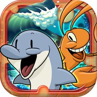 Rolling Ball & Connect in Sea Animals Puzzle Games