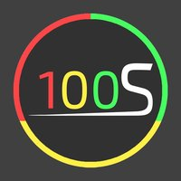 100S ( Numbers Puzzle Game )