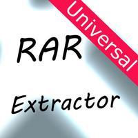RarExtractor - Extract RAR, Zip files...