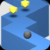 Ball Fast Runner - Collect Gem on the Route