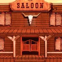 A Saloon Panic
