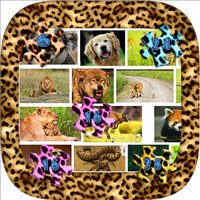 Animal Jigsaw - Kids Puzzles With Funny Picture!