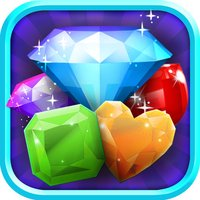 ``` A Candy Diamond 2015``` - rumble digger in match-3 rainbow puzzle hd free