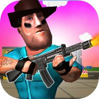 Shooting Toon Sniper Hero