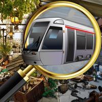 Mystery of Railway Station Hidden Objects