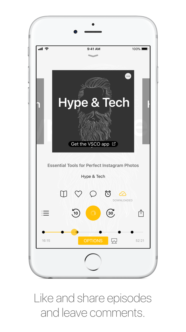 Spreaker Podcast Radio App for iPhone - Free Download Spreaker