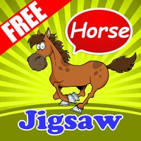 Everyday Easy Horse Photo Jigsaw Puzzles Free