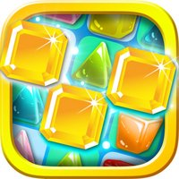 Jewel Forest Mania - Free Match Game for Kids and Adults