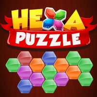 Hexa Puzzle Block: Hexagon