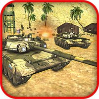World War Tank Fury Fighting