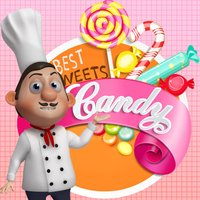 Gems and Sweets Blast Mania : Match-3 Puzzle