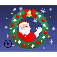 Merry Christmas Stickers Packs