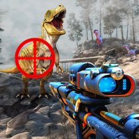 Dinosaur Sniper Hunter