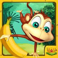 Jungle Banana King Endless Run