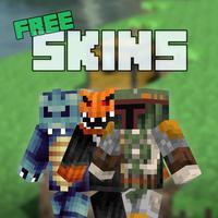 Skins Free for Minecraft PE - Best Skins for Pocket Edition!