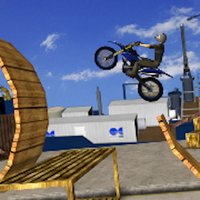 Mega Ramp Stunt Rider