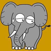 Sliding Elephant