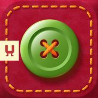 Mini U: Buttons - board game