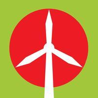 Bouw Windpark Wieringermeer