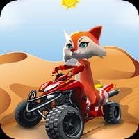 Beach Kart Racing