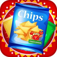 Chips Mania : Waterworld action in the snow valley