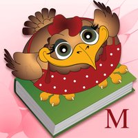 The Little Red Hen : Cards Match