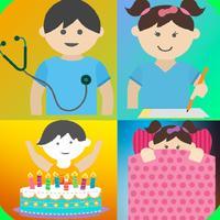 Daily Kids Life Alarm application : involve kids !