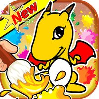 Drawing & Coloring Book for little Kids
