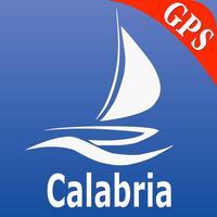 Calabria GPS Nautical Charts