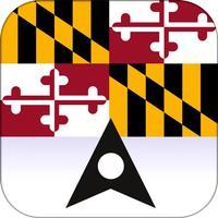Maryland Offline Maps and Offline Navigation