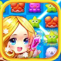 Sea Paradise Mania:Match 3 - A fun and addictive puzzle game for free