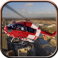 City Helicopter Rescue Simulator