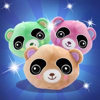 A Teddy Bear Panda: Toy's Tea Party