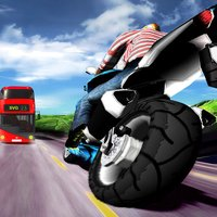 Real 3D Moto Race