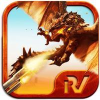Hunt Fiery Dragons : Fight & Kill Down Fire Dragon