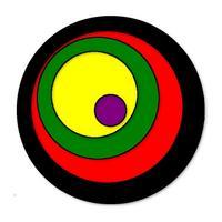 Spinning Disk Illusion