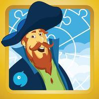Jigsaw Puzzle Games : A Treasure hunt