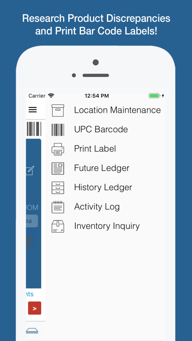 Innovo Location Touch App for iPhone - Free Download Innovo