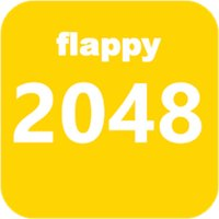 Flappy 2048 - the Tile is Flying like a Bird