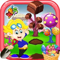 Candy Dream Garden – Farm chocolate & candies in this kid's fantasy game