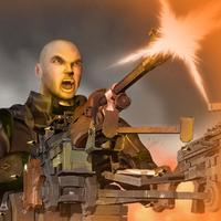 Army Gunner PRO - Full Combat Version