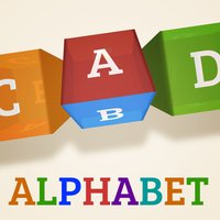 Alphabet for Kids - Learn with Cubes