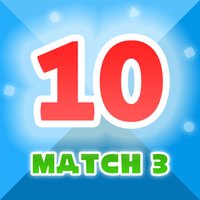 Just Match 3 - Get 10 Numbers Puzzle