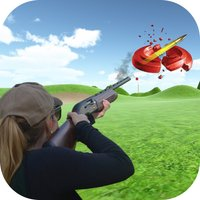 Shooter Games : Skeet Hunt Shooting