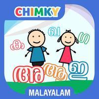 CHIMKY Trace Malayalam Alphabets