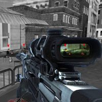Modern Kill Sniper. Contract AK47 Killer American